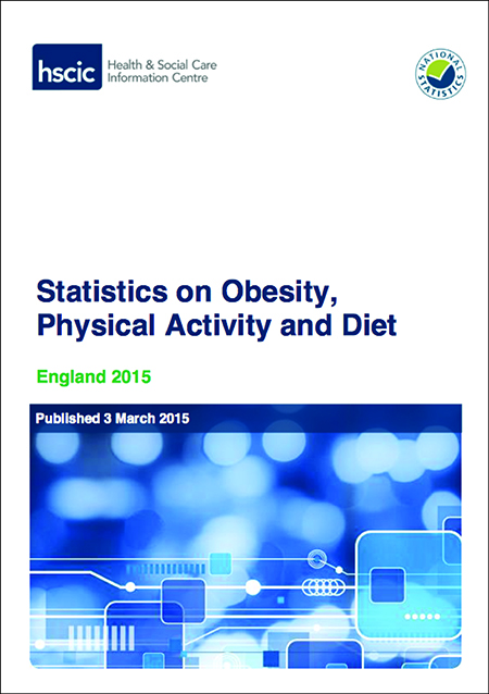 HSCIC Statistics On Obesity Physical Activity & Diet